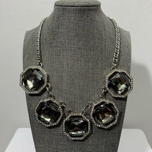 White House Black Market Multi-Stone Necklace